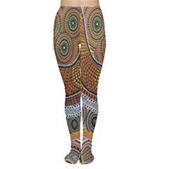 Aboriginal Traditional Pattern Women s Tights
