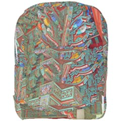 Traditional Korean Painted Paterns Full Print Backpack