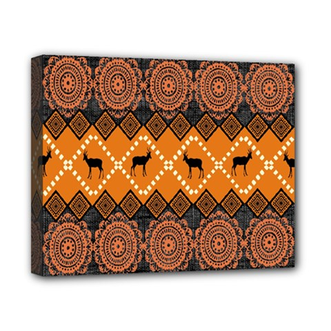 Traditiona  Patterns And African Patterns Canvas 10  X 8