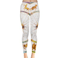 Zodiac  Institute Of Vedic Astrology Leggings