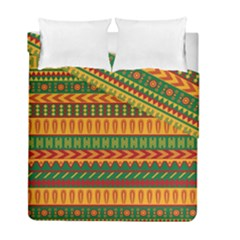 Mexican Pattern Duvet Cover Double Side (full/ Double Size)