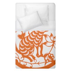 Chinese Zodiac Dog Duvet Cover (single Size)