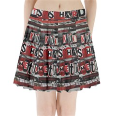 Top Lyrics   Twenty One Pilots The Run And Boys Pleated Mini Skirt