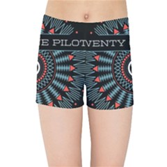 Twenty One Pilots Kids Sports Shorts