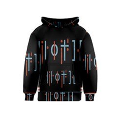 Twenty One Pilots Event Poster Kids  Pullover Hoodie