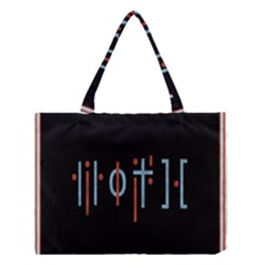 Twenty One Pilots Event Poster Medium Tote Bag