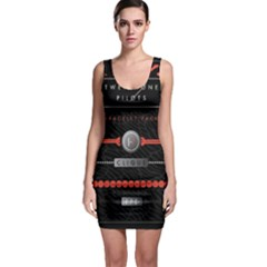 Twenty One Pilots Event Poster Bodycon Dress