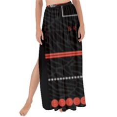 Twenty One Pilots Event Poster Maxi Chiffon Tie Up Sarong