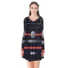 Twenty One Pilots Event Poster Flare Dress