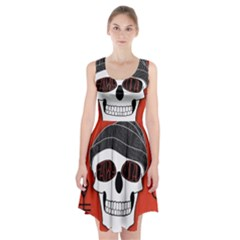 Poster Twenty One Pilots Skull Racerback Midi Dress