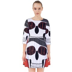 Poster Twenty One Pilots Skull Smock Dress