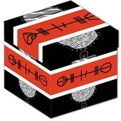 Poster Twenty One Pilots Storage Stool 12