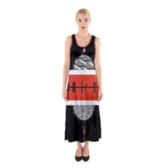 Poster Twenty One Pilots Sleeveless Maxi Dress
