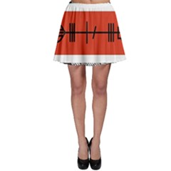 Poster Twenty One Pilots Skater Skirt