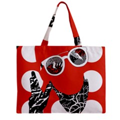 Twenty One Pilots Poster Contest Entry Zipper Mini Tote Bag