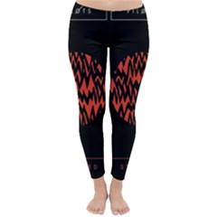 Albums By Twenty One Pilots Stressed Out Classic Winter Leggings