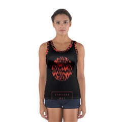 Albums By Twenty One Pilots Stressed Out Sport Tank Top
