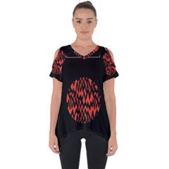 Albums By Twenty One Pilots Stressed Out Cut Out Side Drop Tee