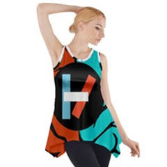 Twenty One Pilots Side Drop Tank Tunic