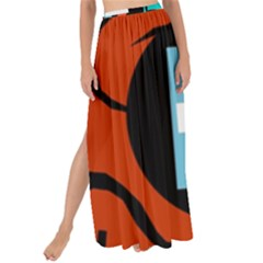 Twenty One Pilots Maxi Chiffon Tie Up Sarong