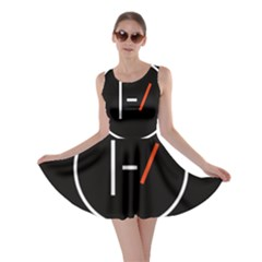 Twenty One Pilots Band Logo Skater Dress