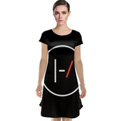 Twenty One Pilots Band Logo Cap Sleeve Nightdress
