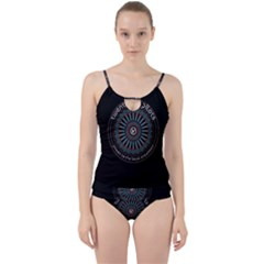 Twenty One Pilots Power To The Local Dreamder Cut Out Top Tankini Set