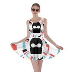 Twenty One Pilots Skater Dress