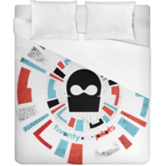 Twenty One Pilots Duvet Cover (california King Size)