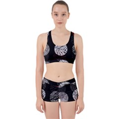 Twenty One Pilots Stressed Out Work It Out Sports Bra Set