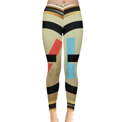 Twenty One Pilots Shield Leggings