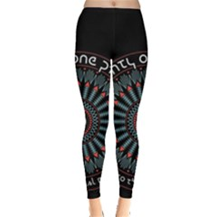 Twenty One Pilots Leggings
