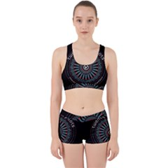 Twenty One Pilots Work It Out Sports Bra Set