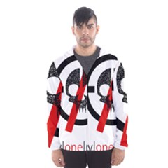 Twenty One Pilots Skull Hooded Wind Breaker (men)