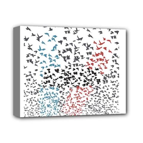Twenty One Pilots Birds Deluxe Canvas 14  X 11