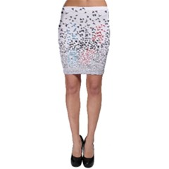 Twenty One Pilots Birds Bodycon Skirt