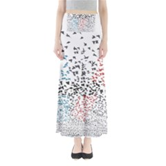 Twenty One Pilots Birds Full Length Maxi Skirt