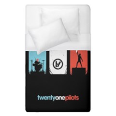 Twenty One 21 Pilots Duvet Cover (single Size)