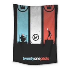 Twenty One 21 Pilots Medium Tapestry
