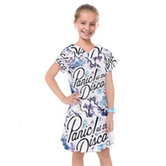 Panic! At The Disco Kids  Drop Waist Dress