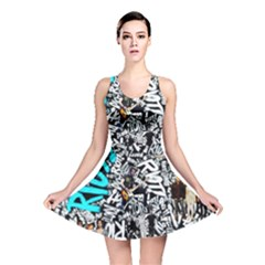 Panic! At The Disco College Reversible Skater Dress