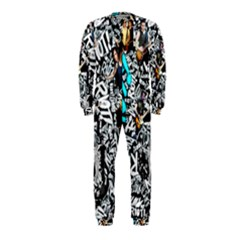 Panic! At The Disco College Onepiece Jumpsuit (kids)