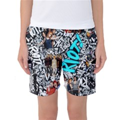Panic! At The Disco College Women s Basketball Shorts