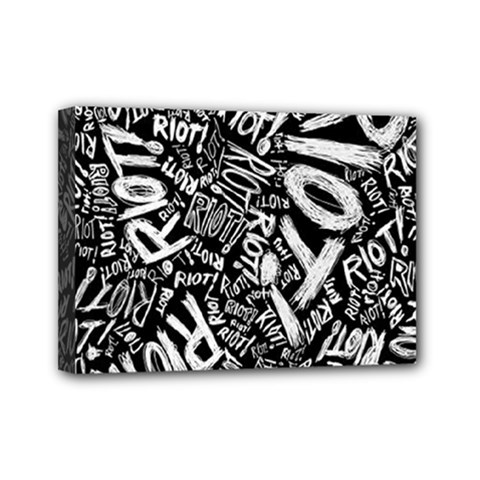 Panic At The Disco Lyric Quotes Retina Ready Mini Canvas 7  X 5