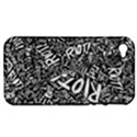 Panic At The Disco Lyric Quotes Retina Ready Apple iPhone 4/4S Hardshell Case (PC+Silicone) View1