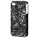 Panic At The Disco Lyric Quotes Retina Ready Apple iPhone 4/4S Hardshell Case (PC+Silicone) View3