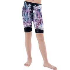 Panic At The Disco Art Kids  Mid Length Swim Shorts