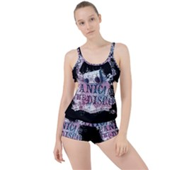 Panic At The Disco Art Boyleg Tankini Set