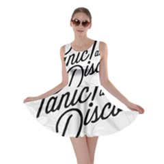 Panic At The Disco Flowers Skater Dress