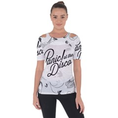 Panic At The Disco Flowers Short Sleeve Top